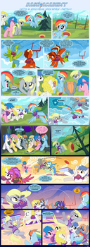 Dash Academy 5-Old Friends, New Friends Part 11 Oc by Simocarina