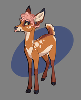 That Gay Deer Everyone Talks About -GA- by MBPanther