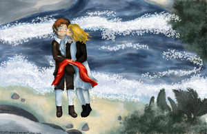 I Am The Boy Who Rescued Your Scarf by AnimeInMyPocket