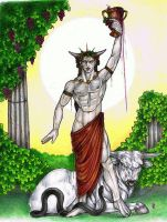 Dionysos Chromolith for 7 Day by Hellfurian-Guard