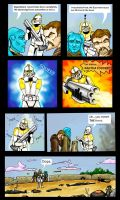 Star Wars: Overzealous Trooper by Kooky-Crumbs