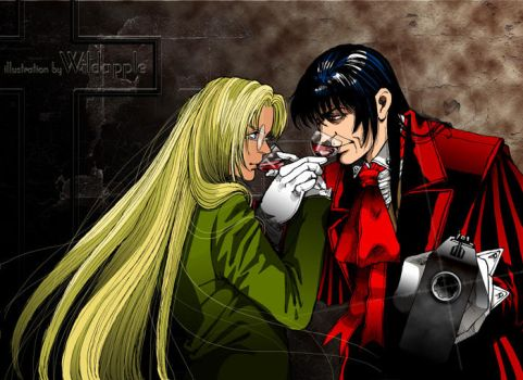 Hellsing 05 by wildapple-jp
