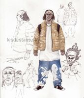 sketches 7 by sipries