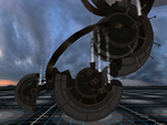 Steampunk GLaDOS - WIP 8 by ZauberParacelsus