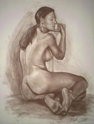 Figure Drawing 2 by infernovball