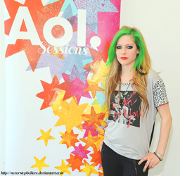 EP|AOL Sessions|Avril Lavigne. by NeverStopBelieve