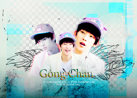 B1A4 - Gong Chan by h-r158