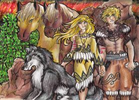 Clan of the Cave Bear by animaddict