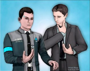 Connor's Coin Trick I by endless-insanity