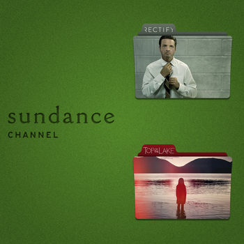 Sundance Channel Folder Icon Pack by Kliesen