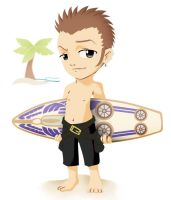 Balthier-Surfer Boy by Mockingbyrd