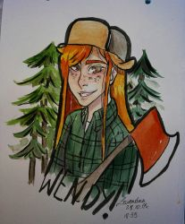 Wendy by Lavendica