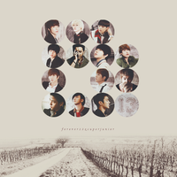 Super Junior 4ever 13 by l0vehcl