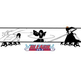 Bleach Battle Ready Wallpaper by Vashtastic