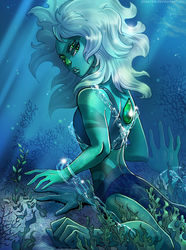 Water chains by Zoratrix