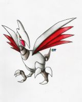 #227 - Skarmory by GTS257-CT