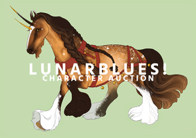 ADOPTABLE! BELLBOY: SOLD by lunarblues