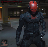 Red Hood Ready by LLPros