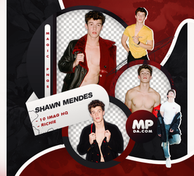 PACK PNG 815| SHAWN MENDES by MAGIC-PNGS