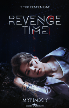 Revenge Time / Wattpad Book Cover 5 by sahlimamat