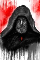 The Last Jedi Luke Skywalker by DiegoE05