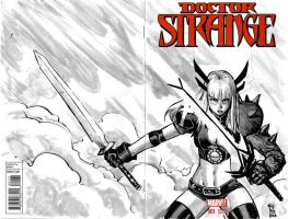 Magik blanc cover by Fpeniche