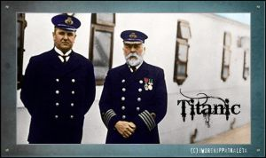 The Captain of Titanic by Livadialilacs