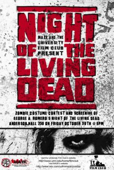 Night of the Living Dead Event by SPikEtheSWeDe