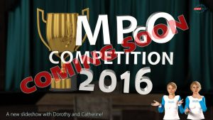 Teaser: MPGO Competition 2016 - A new slideshow by Edheldil3D