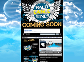 Bald Eagle Jones Myspace Band by xstortionist