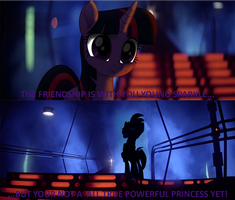 Twilight and Tempest Reenact ESB by EJLightning007arts