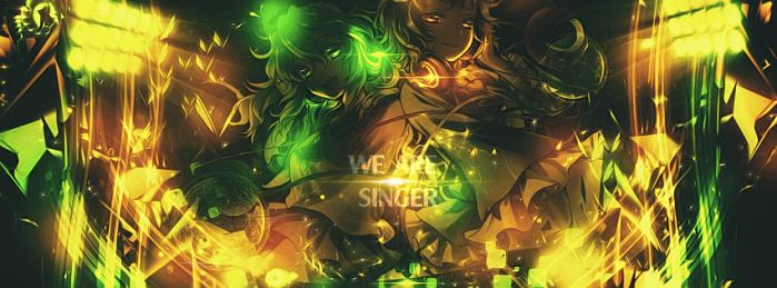 [31072017] We are singer by DKujinl