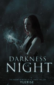 Cover | Darkness of Night by everlastinglights