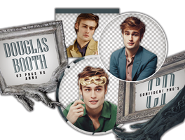 Png Pack 566 //  Douglas Booth by confidentpngs