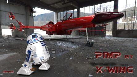 Pimp my X-Wing by GabrielM1968