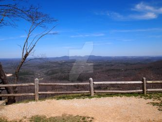 Arkansas Grand Canyon by Zach-Bowie