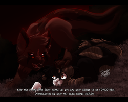 TSC- Mark my Words by DevilsRealm