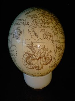 The Knies Globe - Monster detail by Panthaleon