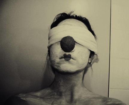 Blindfolded by photoutopia