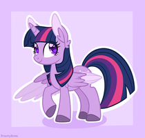 Twilight Sparkle by DreamyEevee