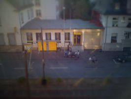 Poststation Tiltshift by RSFFM
