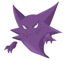Haunter Grin by styrecat