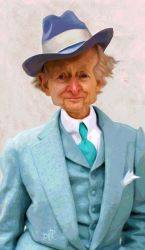 Tom Wolfe by wooden-horse