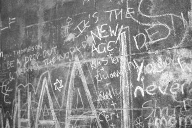 WALL::this is a NEW AGE by mkf5Cd