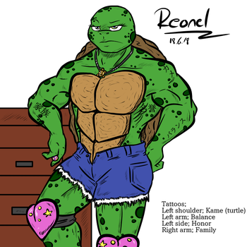 Reonel as 2014 version 18-6-2018 by Nei-Ning