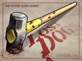 Sledge Hammer by yolkum