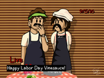 What's Cooking Vinesauce (Labor Day 2016) by Pablos-Corner
