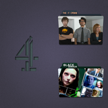 Channel 4 Folder Icon Pack by Kliesen