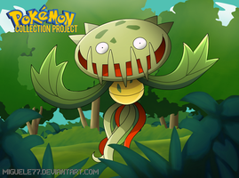 Pokemon Promotional Artwork - Carnivine