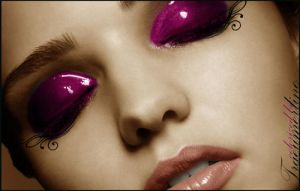 coloration - makeup by happyline